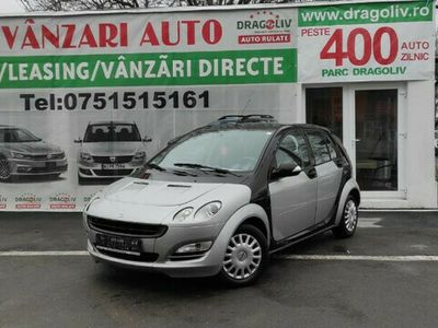 second-hand Smart ForFour 1.5Diesel,2006,Finantare Rate