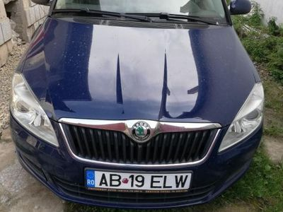 second-hand Skoda Roomster 1.2