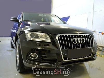 second-hand Audi Q5 din 2017