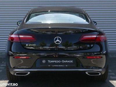second-hand Mercedes E200