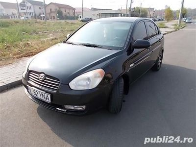 second-hand Hyundai Accent 2008