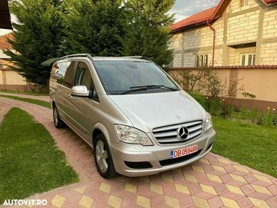 second-hand Mercedes Viano 2.2
