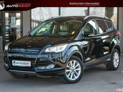 second-hand Ford Kuga AWD automata