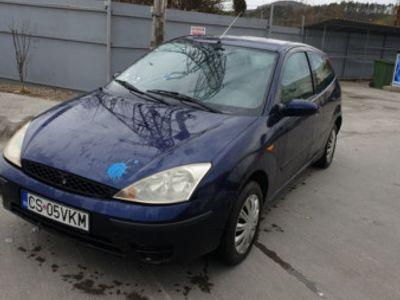 second-hand Ford Focus an 2003 Cm 1.4 benzină Înmatriculat fiscal
