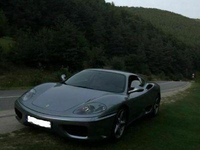 second-hand Ferrari 360