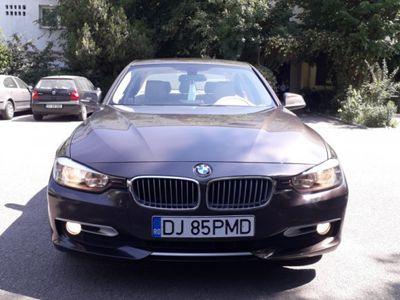 second-hand BMW 320 seria2.0 tdi euro 5 2013 Proprietar