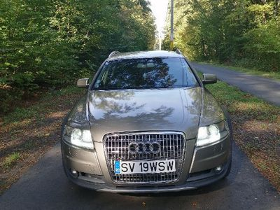 second-hand Audi A6 Allroad 3.0 TDi
