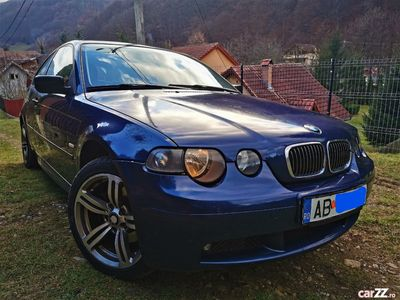 second-hand BMW 320 TD Compact 150 CP, An 2004