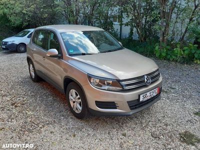 used VW Tiguan