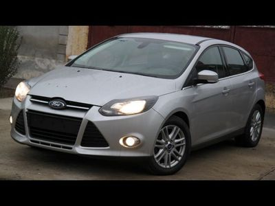 second-hand Ford Focus Euro 5 - an 2013, 1.6 Tdci (Diesel)