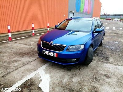 second-hand Skoda Octavia 2.0