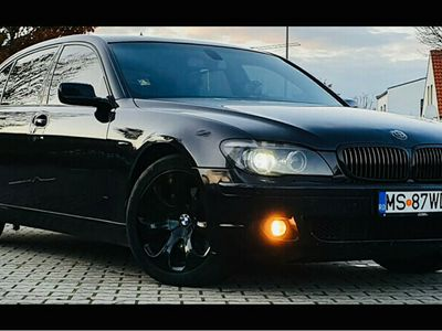second-hand BMW 730L complet echipat. Soft-Close-Automatic
