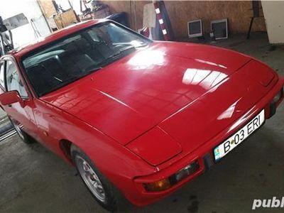 brugt Porsche 924