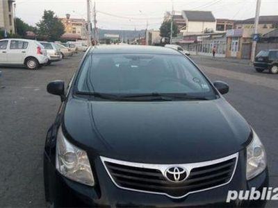 second-hand Toyota Avensis an 2011
