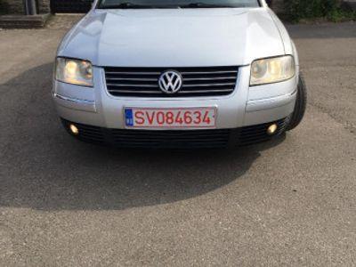 second-hand VW Passat 1.9TDI Highline