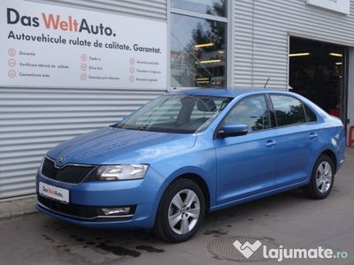 second-hand Skoda Rapid Smart 1.0TSI 110CP