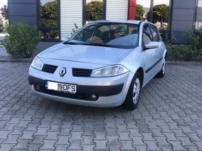 second-hand Renault Mégane 1.5 dci consum 4% acte la zi!!