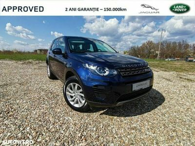 second-hand Land Rover Discovery Sport SE