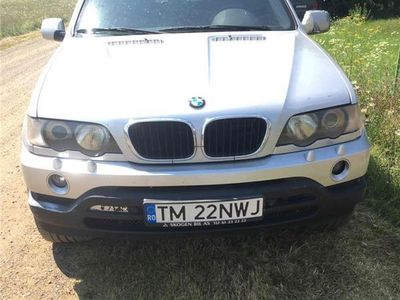 second-hand BMW X5 Seria Xe53 inmatriculat