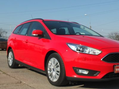second-hand Ford Focus Combi/2017/1.5 L/120 CP/Diesel