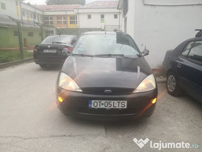 second-hand Ford Focus 1,6 benzina