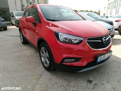 second-hand Opel Mokka X