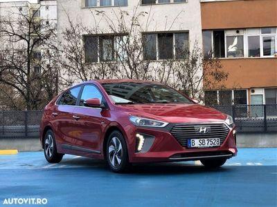 second-hand Hyundai Ioniq Hybrid