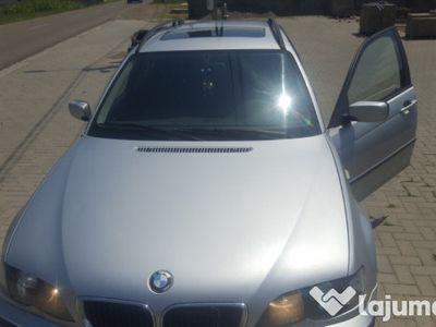 second-hand BMW 320 D Touring e46