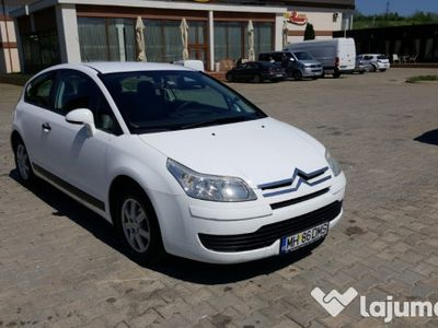 brugt Citroën C4 Coupe 1.6 Hdi 90 Cp