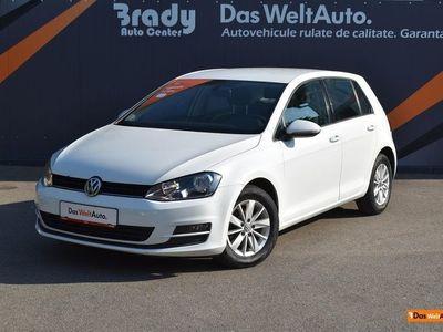 second-hand VW Golf Comfortline 1.6 TDI