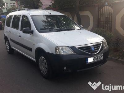 second-hand Dacia Logan MCV break cu Navigatie 2008