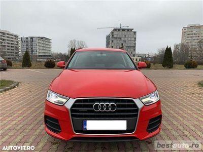 second-hand Audi Q3 Quattro // 2.0 TDi 150 CP // Navigatie Mare 3D // Scaune Încălzite // Piolt Automat
