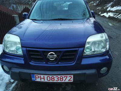 second-hand Nissan X-Trail 2003, 2.2 diesel