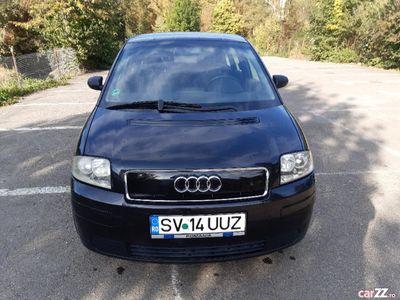 second-hand Audi A2