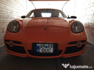 used Porsche Cayman S - editie limitata