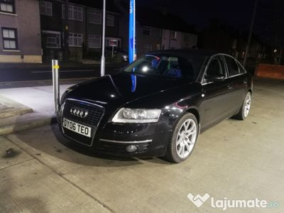 second-hand Audi A6 2.0 diesel remapat stage 1
