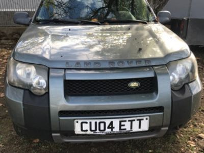 second-hand Land Rover Freelander 1.8 benzina 2004