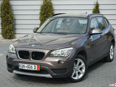 second-hand BMW X1 4x4 MARO Piele Crem*NAvi*Xenon Facelift Xdrive EURO5