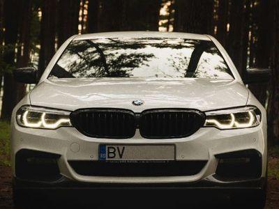 second-hand BMW 540 Seria 5