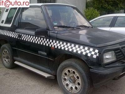 second-hand Suzuki Vitara 1992