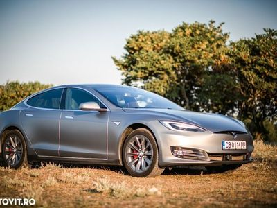 second-hand Tesla Model S Dual