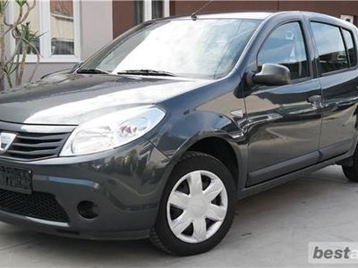 second-hand Dacia Sandero 1.4 (Benzina+GPL), an 2010
