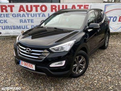 second-hand Hyundai Santa Fe 2.2 crdi 197 4x4 executive 7 locuri / euro