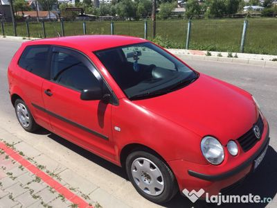 second-hand VW Polo 1.2 coupe model 9n