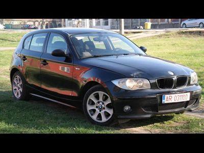 second-hand BMW 118 d / 120d - an 2005, 2.0 d (Diesel)
