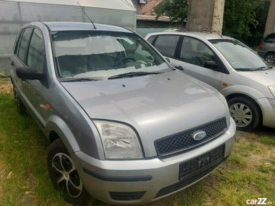 second-hand Ford Fusion 2005 1.4 TDCI