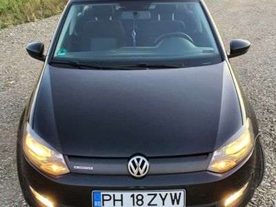 second-hand VW Polo * 1.2 motorina * an 2011 * euro 5 * bluemotion
