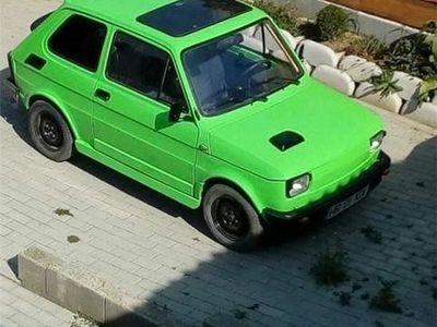second-hand Fiat 126
