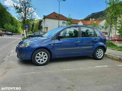 second-hand Ford Fiesta 1.4