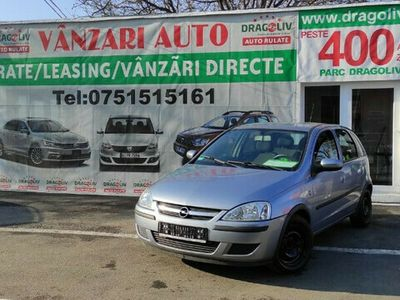 second-hand Opel Corsa 1.2Benzina,2004,Finantare Rate